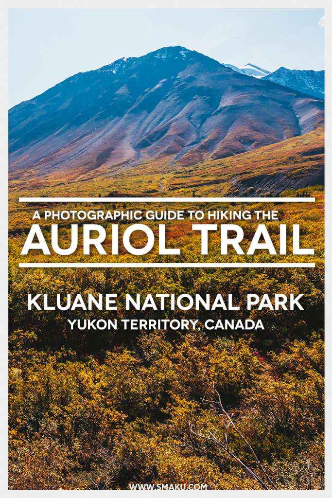 Kluane National Park - Auriol Trail