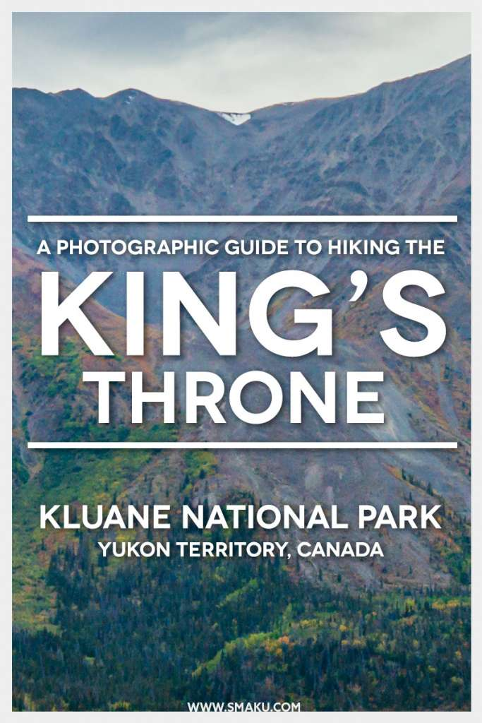 Kluane National Park - King's Throne