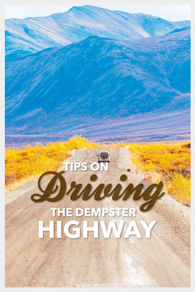 Tips on Driving the Dempster Highway